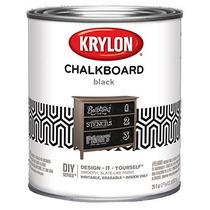 Krylon K Pizarra Pintura Propósito Especial Del Cepillo, Ne