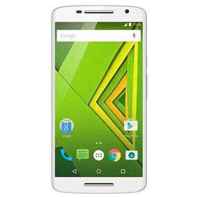 Motorola Moto X Play 32gb 4g Dual Branco Excelente Seminovo