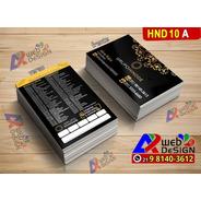 1000 Cartão De Visita Grupo Hinode 2018 (leia Descrição)