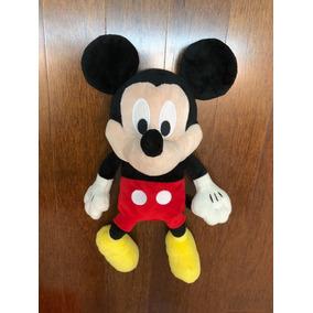 Mickey Mouse Disney Peluche 30cm Sonidos Original Mine2000