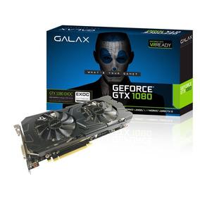 Placa De Vídeo Galax Gtx 1080 Exoc 8gb Ddr5x 256bits Exoc