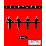 Blu-ray : Kraftwerk - 3-d: The Catalogue (with Dvd, 2 Disc)