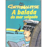 Corto Maltese A Balada Do Mar Salgado Hugo Pratt