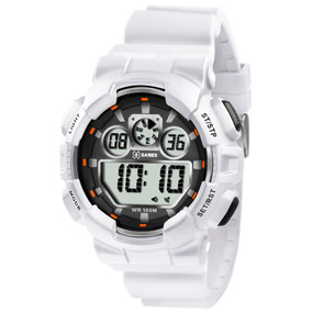 Relógio X-games Masculino Digital Xmppd342 Bxbx Branco