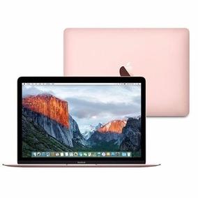 Notebook Apple Macbook Mmgm2ll/a Cm1.2 8mb 512 12 Rose Air