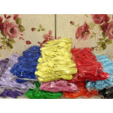 Cucharas De Plastico Color Con Soporte P/taza X 100 Unidades
