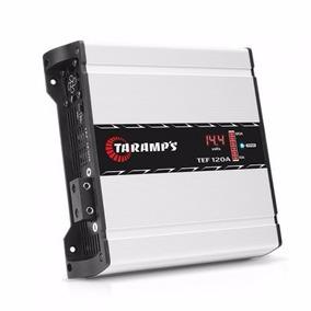 Fonte Automotiva Taramps 120 Volt Carregador Bateria Tef120a