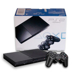 Playstation 2 + Chip Ps2 100% Nuevo