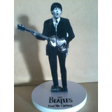 The Beatles, Muñecos Estatuillas Para Coleccionar