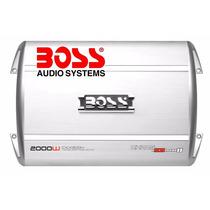 Potencia Amplificador Boss Cxx 2004 2000 Watts Tecnomixmerlo
