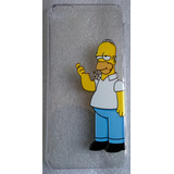 Crystal Case Homero,bart,mario, Ipod Touch 6g (nuevo Modelo)