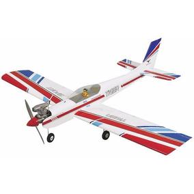 Aeromodelo Tiger 3 Sport 46-55 2t Asa Baixa Melhor Q Calmato