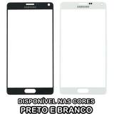 Vidro Tela Original Galaxy Note 4 Visor Lente S Touch Screen