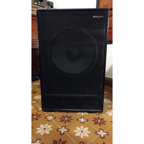 2 Subwoofers Con Parlantes Eighteen Sound 18lw1400.