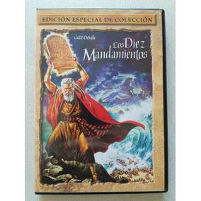 Los Diez Mandamientos - Clásico Bíblico 1956 - Dvd Doble Ori
