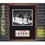 The Beatles Foto Y Entrada Ultimo Concierto Usa 1966