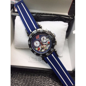 Relógio T-race Azul Preto Tissot Tissot Preto 1853 Máquina
