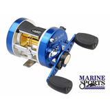 Carretilha Caster 400 Perfil Alto Marine Sports ( Direita )