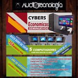 Vendo Cybers Economicos A Nivel Nacional Seminuevos