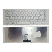 Teclado Blanco Compatible Con Sony Vpc Eg Pcg 61a11u 61b11u