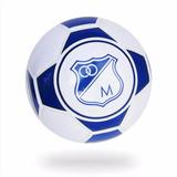 Balón Fútbol N3 Millonarios Coleccionable Deportes