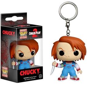 Chaveiro Chucky O Brinquedo Assassino - Pocket Pop! Funko