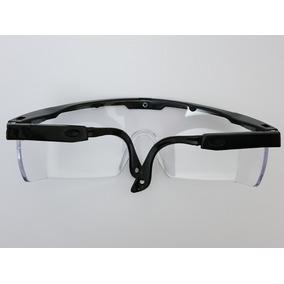 Oculos Seguranca Do Trabalho Transparente - Óculos no Mercado Livre ... 9858cdaa6d