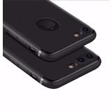 Capa Super Fina Fosca Celular Iphone 5s Se 6 6s Plus 7 Plus