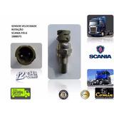 Sensor Velocidade E Rotação Caixa Scania P.g.r 1888075