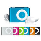 Reproductor Mp3 Shuffle Clip 8 Gb +cable Usb+audifonos