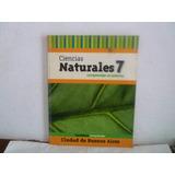 Libro Ciencias Naturales 7 Caba Cop Entorna Samtillana