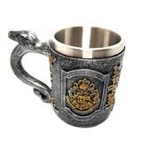 Mug Harry Potter Acero Tipo Medieval Taza Pocillo