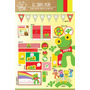 Kit Imprimible Personalizado Sapo Pepe Candy Bar Y Deco!