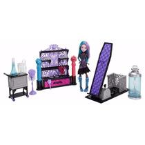 Boneca Monster High Estúdio Crie Seu Monstro - Mattel