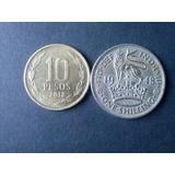 Moneda Inglaterra One Schilling 1948 Niquel Kr 864 (c10)