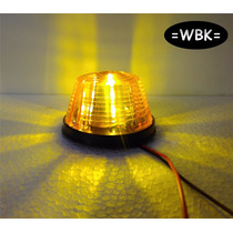 Giroled 6 Watts Wbk Cor Ambar 12 Volts - Giroflex