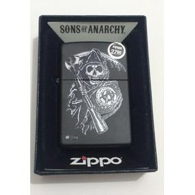 Zippo Sons Of Anarchy 28504, Grim Reaper Frete Grátis