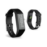 Reloj Smartband Pcbox Lance Pcb-sba6 Oled Tactil Cardiaco