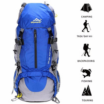 Mochila Onepack Backpack 45+5l De Viaje Para Camping Ligera