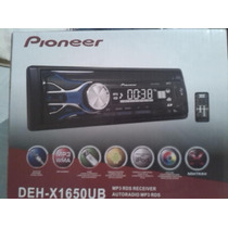 Reproductor Pioneer Deh-x1650