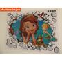 Stickers Tridimensional Princesa Sofia