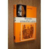 Karl Büchner - Historia De La Literatura Latina - Labor