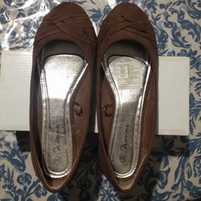 Zapato De Dama Casual Talla 38