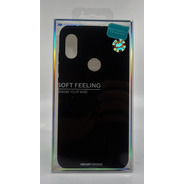 Funda Redmi Note 6 Pro  Mercury Goospery Soft Feeling