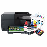 Impresora Multifuncion Hp 6830 Wifi Kit Recarga Tinta Imprek
