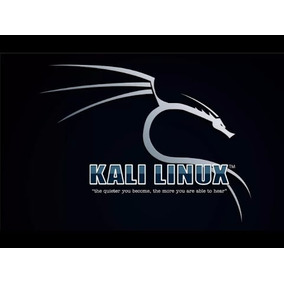 Kali Linux 2017.1 No Pendrive - Auditoria De Rede Lançamento