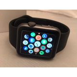 Apple Watch 42 Mm Sport Space Grey Caja + Sport Band Regalo