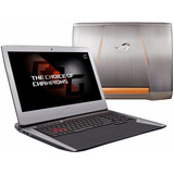 Notebook Asus G752v Intel Core I7 16gb Ram/1tb + 128gb Ssd