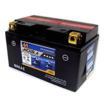 Bateria Moto Ma8,6-e Cb 650f Moura