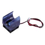 Ventilador Radiador V5 V6 Moldeado Por Inyección Azul 12v C